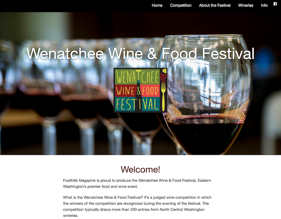 Wenatchee Wine and Food Festival